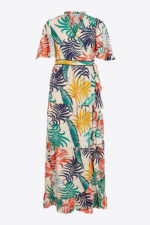 Co couture Bali Maxi Wrap Dress