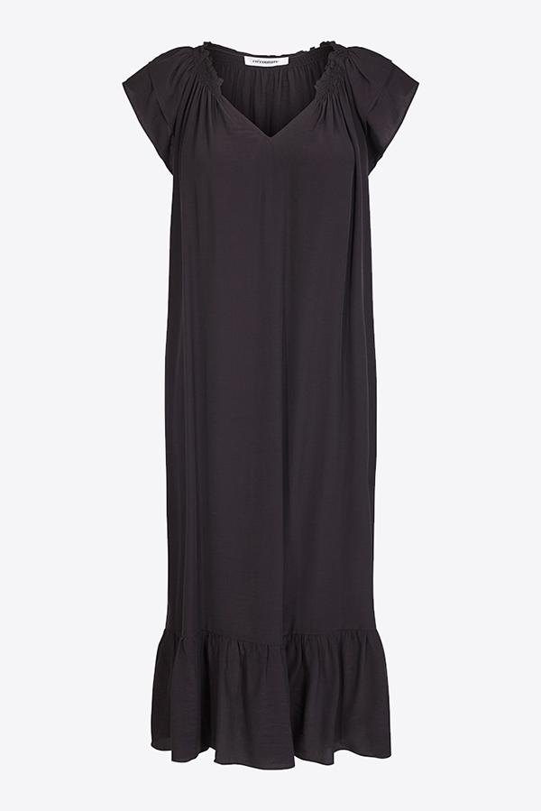 Co'couture Sunrise Dress Black